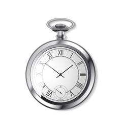 Alarm arrow clock vector