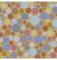 circles seamless vector image