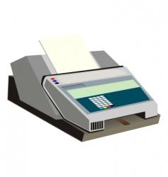 Fax vector