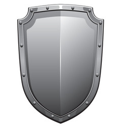 shield 001 vector image vector image