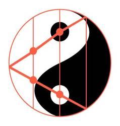 Statistics balance of yin yang vector