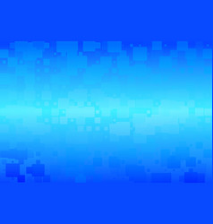 Turquoise blue gradient glowing various tiles vector