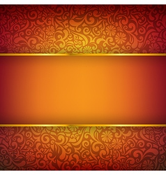Vintage and classic abstract background eps10 015 vector