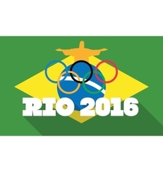 Olympic games in rio 2016 vector