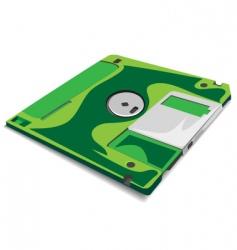 floppy vector image