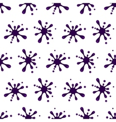 blot seamless isolated vector image