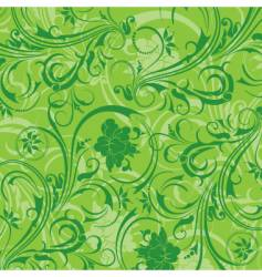 background flower vector image vector image