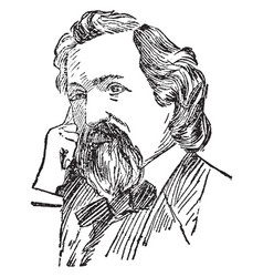 John trowbridge vintage vector