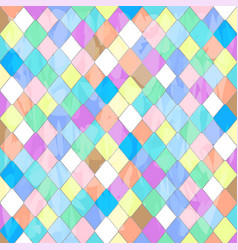 tile colorful pastel texture background vector image vector image