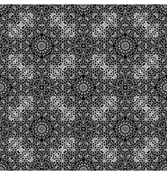 Ornamental Seamless Line Pattern Endless Texture vector image vector image