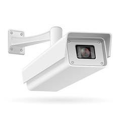 surveillance cameras 05 vector image