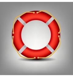 Life Buoy icon vector image