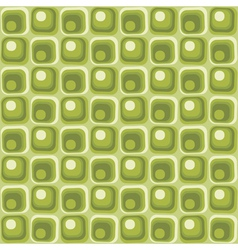 retro clusters vector image