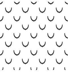 Bead pattern vector