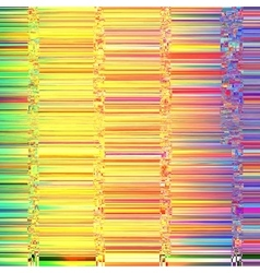 Glitch colorful abstract background for your vector