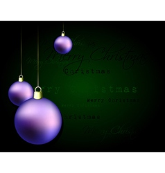 elegant christmas background vector image