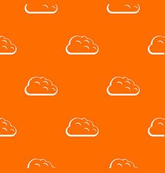 Storm cloud pattern seamless vector