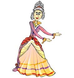 Baroness Princess1 vector image