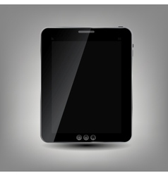 Tablet icon vector image