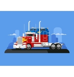 Fura truckers vector