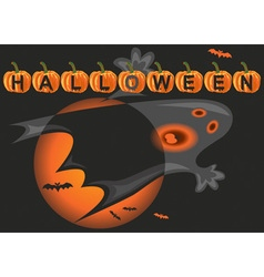 Halloween cast vector
