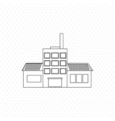 Industry icon design vector