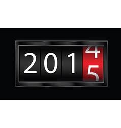 2015 new year vector