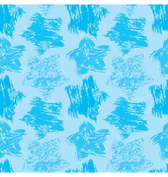 Grunge star blue seamless 380 vector