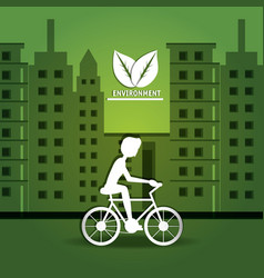 Environment concept design vector