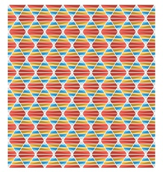 pattern for gift wrapping vector image