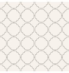 Geometric ornamental pattern - seamless vector