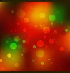 christmas background magic sparkling background vector image
