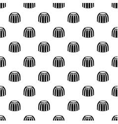 Fruit jelly pattern vector