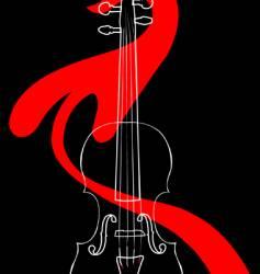 violla vector image