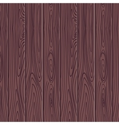 Wood texture pattern brown background vector