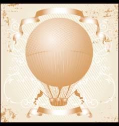 balloon design vector image