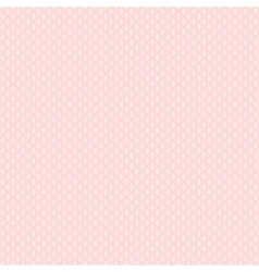 Chic seamless patterns Pink white vector image