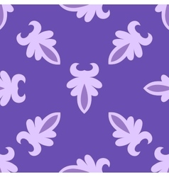 Seamless ornament boho beetles vector