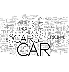 What kind of car lover are you text word cloud vector