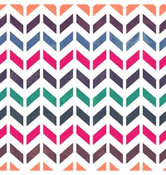 Chevron pattern seamless pastel colors vector