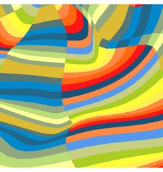 Abstract background mosaic psychedelic vector