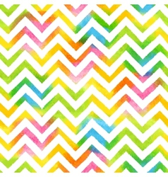 Geometric chevron seamless pattern vector image vector image
