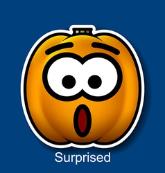 Surprised vector