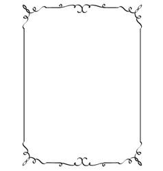frame vector image