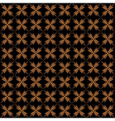 seamless pattern with crisscross design vector image vector image