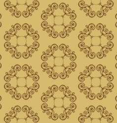 ornament background vector image vector image