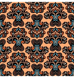 Ethnic tribal seamless pattern vector image vector image