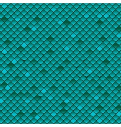 Turquoise cover background vector image