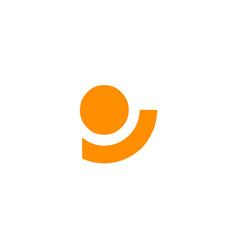 Person logo icon design sign vector