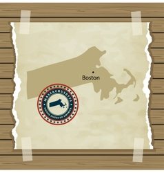 Massachusetts vector